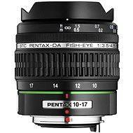 PENTAX smc DA fish-eye 10-17 mm F3.5-4.5 ED (IF) - Objektív