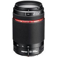 PENTAX HD DA 55-300 mm f/4.5-5.8 ED WR - Objektív