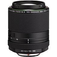 PENTAX HD DA 55-300 mm f/4.5-6.3 ED PLM WR RE - Objektív
