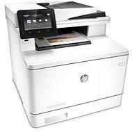 HP Color LaserJet Pro MFP M477fdn JetIntelligence - Laserová tlačiareň