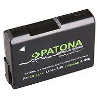 PATONA pre Nikon EN-EL14, 1 050 mAh Li-Ion Premium - Náhradná batéria
