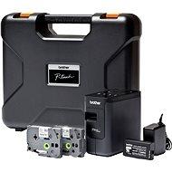 Brother PT-P750TDI - Tlačiareň samolepiacich štítkov