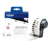 Brother DK 22214 - Papierové štítky