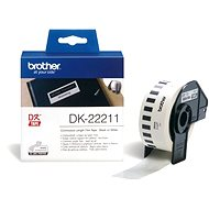 Brother DK 22211 - Papierové štítky