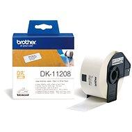 Brother DK 11208 - Papierové štítky