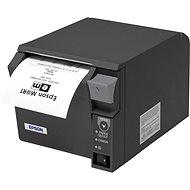 Epson TM-T70II tmavo sivá - Pokladničná tlačiareň