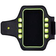 XD Design na ruku s LED bezpečnostným osvetlením - Puzdro na mobilný telefón