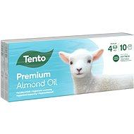 TENTO Natural Oils Almond 10 × 10 ks
