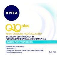 NIVEA Q10 Plus proti vráskam OF15 50 ml - zmiešaná pleť - Pleťový krém