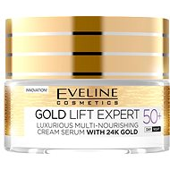 EVELINE Cosmetics Gold Lift Expert Day & Night 50+ 50 ml - Pleťový krém