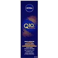 NIVEA Energizujúci Nočný krém proti vráskam Q10PLUS C 40 ml - Pleťový krém