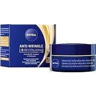 NIVEA Night Care Anti-Wrinkle Revitalizing 55+ - Pleťový krém