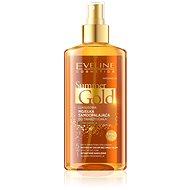 EVELINE COSMETICS Summer Gold Self Tanning Face&Body Dark Skin 150 ml - Samoopaľovacia emulzia