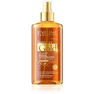 EVELINE COSMETICS Summer Gold Self Tanning Face&Body Light Skin 150 ml - Samoopaľovacia emulzia