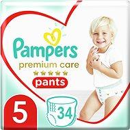 PAMPERS Premium Care Junior (40 ks) - Detské plienkové nohavičky