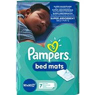 PAMPERS Bed Mats do postele (7 ks) - Podložka