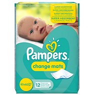 PAMPERS Change Mats 12 ks - Podložka
