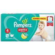PAMPERS Pants Jumbo Pack 4 Maxi (52 ks) - Detské plienkové nohavičky