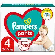 Pampers Pants Mega Box 4 Maxi (104 ks) - Detské plienkové nohavičky