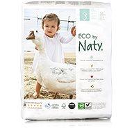 Naty Nature Babycare Midi veľ. 3 (31 ks) - Detské plienky