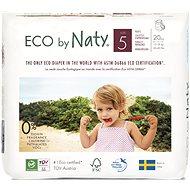 NATY Junior vel. 5 (20 ks) - Detské plienkové nohavičky