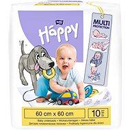 BELLA Baby Happy Detské podložky 60 × 60, (10 ks) - Podložka na prebalovanie