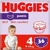 HUGGIES Pants Jumbo - 4 (36 ks)