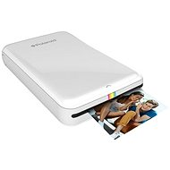 Polaroid ZIP biela - Laserová tlačiareň