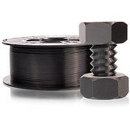 PLASTY MLADEČ 1,75 mm PETG 1 kg čierna - Tlačová struna