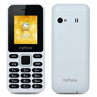 MyPhone 3310 biely - Mobilný telefón