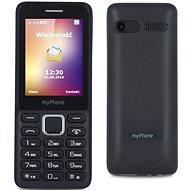 MyPhone 6310 čierny - Mobilný telefón