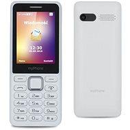 MyPhone 6310 biely - Mobilný telefón