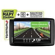 TomTom Start 20 Europe LIFETIME mapy - GPS navigácia