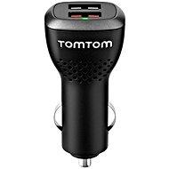 TomTom USB rýchlonabíjačka do auta duálna (2x USB) - Nabíjačka