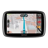 TomTom GO 510 World, LIFETIME mapy - GPS navigácia