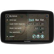 TomTom GO 6250 Professional EU LIFETIME mapy - GPS navigácia