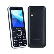 MyPhone Classic čierny - Mobilný telefón
