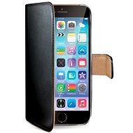 CELLY WALLY700 čierne - Puzdro na mobilný telefón
