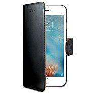 CELLY WALLY800 čierne iPhone 7/8 - Puzdro na mobilný telefón