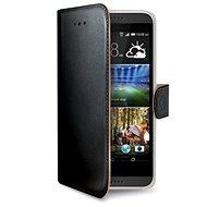 CELLY WALLY482 čierne - Puzdro na mobilný telefón