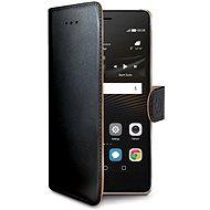 CELLY WALLY564 čierne - Puzdro na mobilný telefón