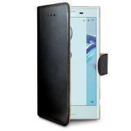 CELLY WALLY625 čierne - Puzdro na mobilný telefón