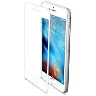 CELLY GLASS pre iPhone 7 Plus biele - Ochranné sklo