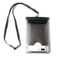 """CELLY Splash Bag na telefóny 5,7"""" čierne - Puzdro na mobilný telefón"""
