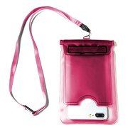 """CELLY Splash Bag na telefóny 5,7"""" ružové - Puzdro na mobilný telefón"""