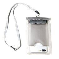 """CELLY Splash Bag na telefóny 5,7"""" biele - Puzdro na mobilný telefón"""