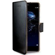 CELLY Wally pre Huawei P10 Lite čierne - Puzdro na mobilný telefón
