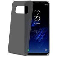 CELLY Frost pre Samsung Galaxy S8 čierny - Ochranný kryt