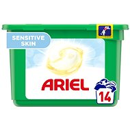 ARIEL Sensitive 3in1 14 ks (14 praní) - Kapsuly na pranie
