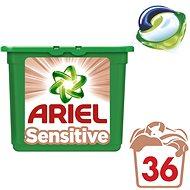 ARIEL Sensitive 3in1 (36 ks) - Kapsuly na pranie